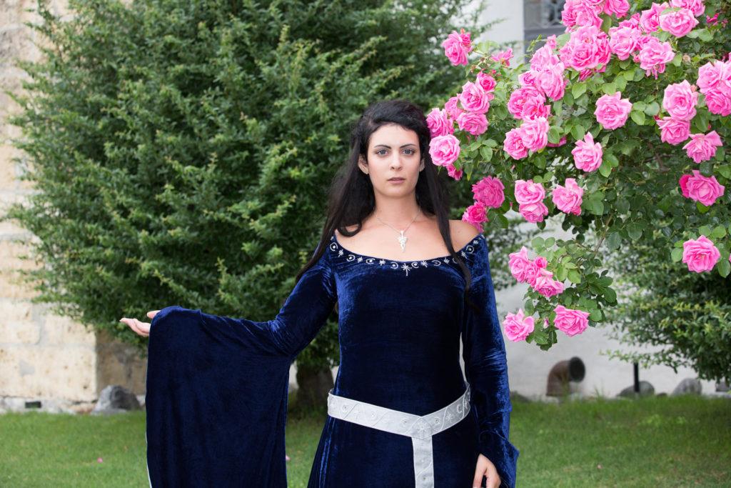 Luthien Tinuviel kleid
