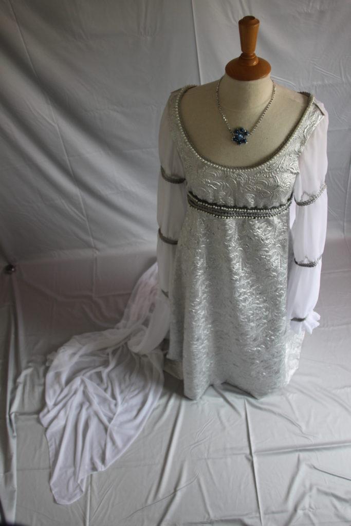 Aschenbrödel Hochzeitskleid 05