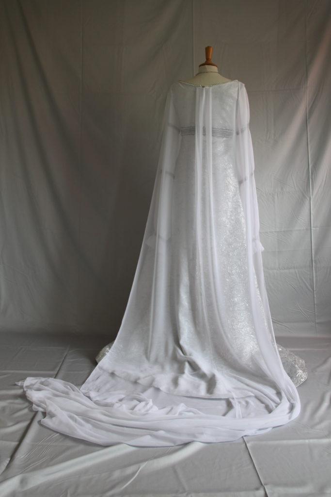 Aschenbrödel Hochzeitskleid 11