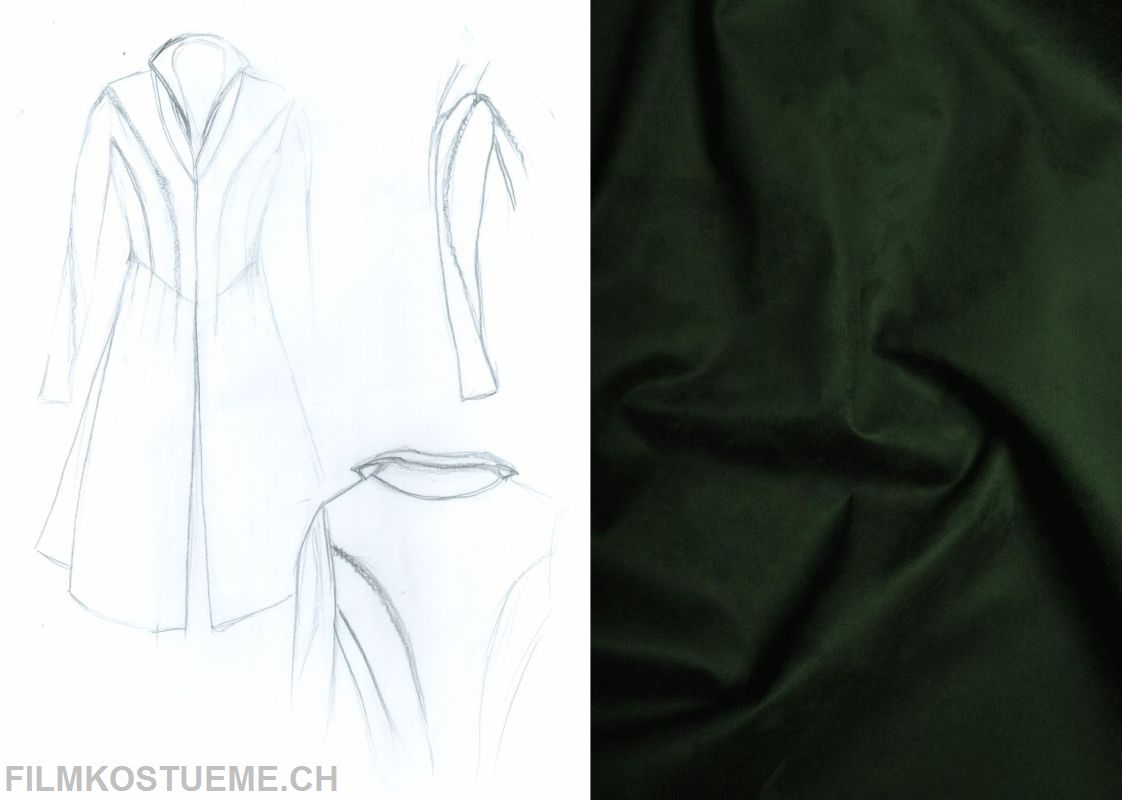 Tauriel cosplay turorial