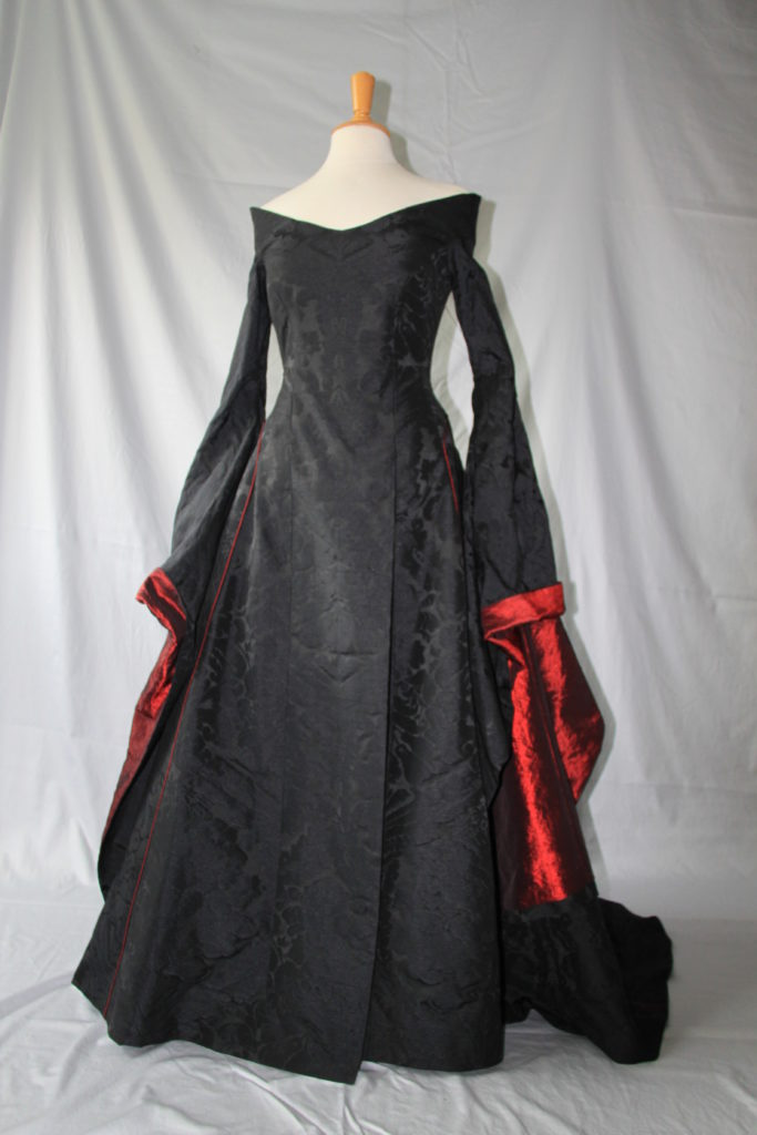 Cersei schwarz rot 11