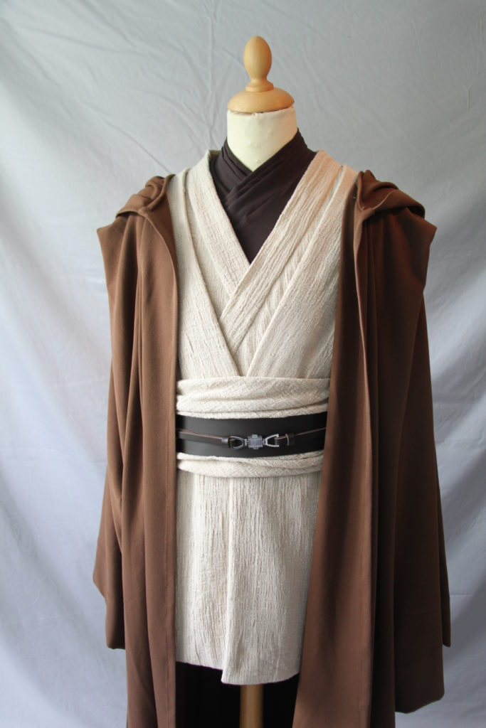 Obi Wan Kenobi Jedi cosplay star wars