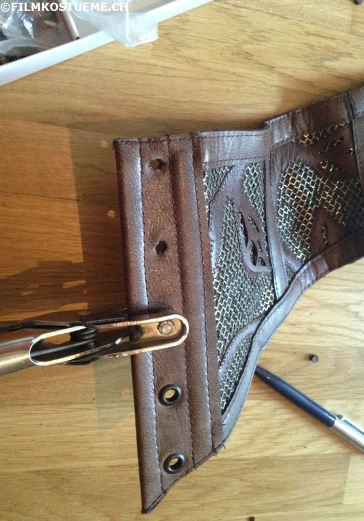Tauriel Corset and Bracers