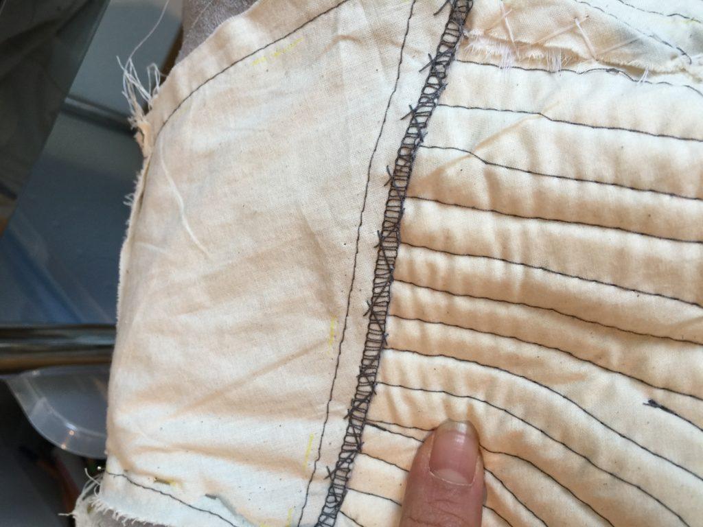 Daenerys white furcoat WIP 156