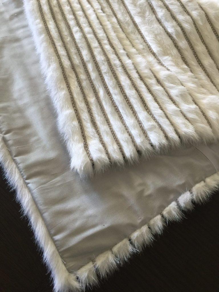 Daenerys white furcoat WIP 277