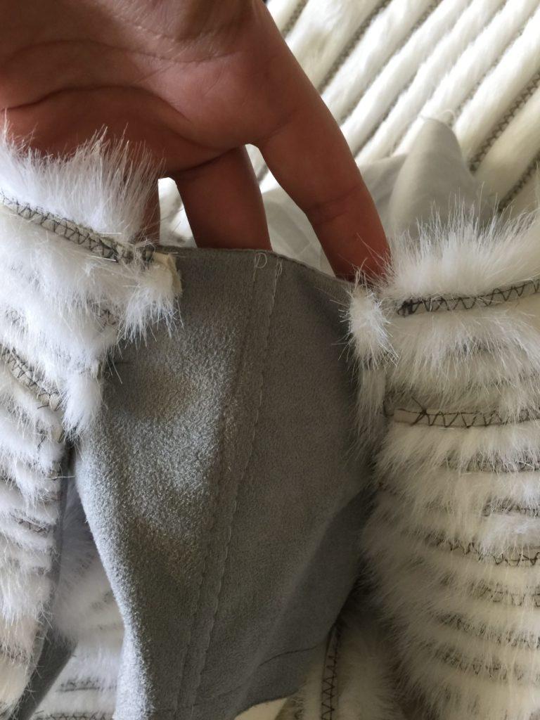 Daenerys white furcoat WIP 281
