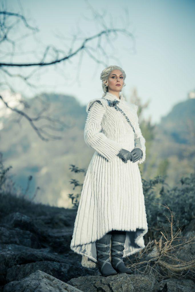 Daenerys fur coat 011