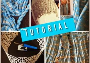 Daenerys Qarth Dress Tutorial